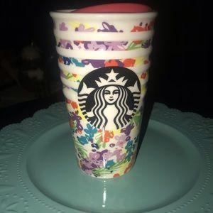 Starbucks 2016 ceramic tumbler